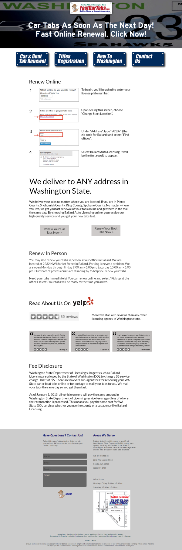 wireframe v2 in web page
